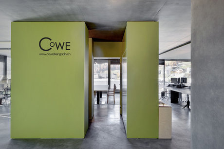 Coworking Space Engadin | CoWE