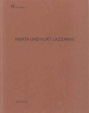 Mierta & Kurt Lazzarini Architekten