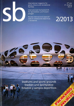 sb Internat. magazine for sports, leisure and recreational facilities